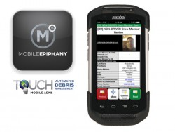 Automated Debris Management Solution by Mobile Epiphany
