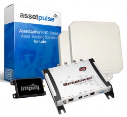 Fixed RFID Lab Tracking Solution by AssetPulse