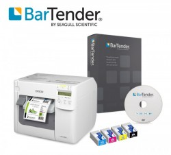 Inventory Control Labeling Solution for Healthcare Laboratories by Bartender Pro