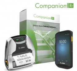 Companion Route Mobile DSD and Route Accounting Solution by CIS Group