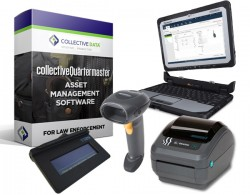 Inventory & Supply Management Solution for Government Agencies by collectiveQuartermaster