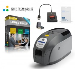 Visitor Management Made Secure by Jolly Technologies