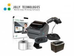 Jolly Technologies Lobby Track Solution for Government/State/Local