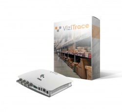 RFID Asset Inventory Management by ViziTrace