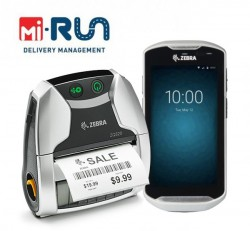 Mobile Sales and Delivery Management System by Mi-Run