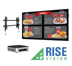 Educational Digital Signage Solution by Rise Vision