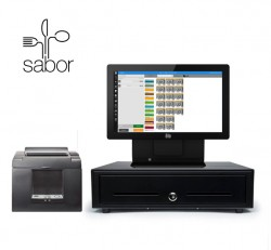 Full Service Restaurant POS System by Sabor POS