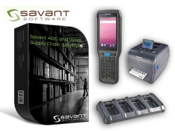 Flexible Warehouse Management System by Savant ADC