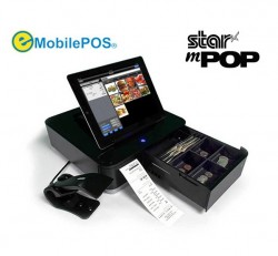 Small Retail Point of Sale Solution by eMobilePOS and Star Micronics