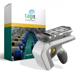 RFID Asset Tracking System by TagIt Mobile MX