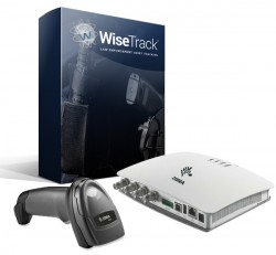 Law Enforcement Equipment and Asset Tracking Solution by WiseTrack®