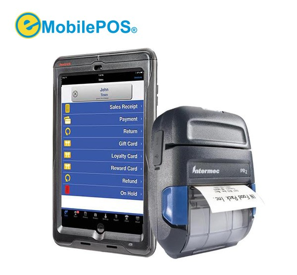 Emobilepos Mobile Point Of Sale Solution For Retail Shoe