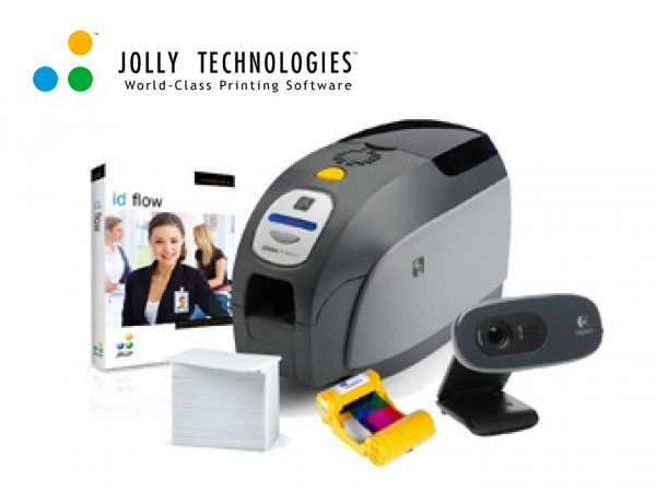 jolly technologies id badge creation solution for schools