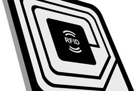 RFID microchip