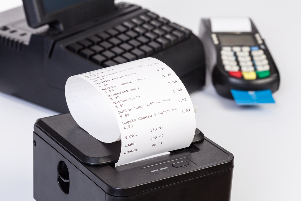 receipt printer image