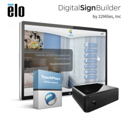 Interactive Hotel Lobby Concierge Digital Signage Package by 22Miles
