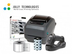 Asset Tracking Solution for Medium-Volume Applications by Jolly Technologies