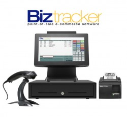 Multi-Store Retail Point of Sale System by Biztracker