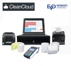 Dry Cleaning Point of Sale System by CleanCloud