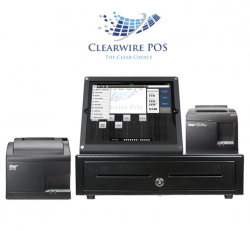 Restaurant Point of Sale System by Clearwire POS