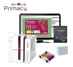 Hospital Badge Printing Bundle by Evolis Primacy