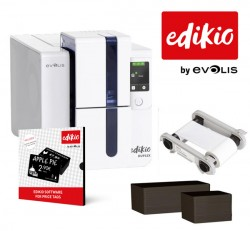 Buffet and Price Tag Printing Solution by Evolis Edikio