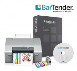 Healthcare Labeling Solution by Bartender Pro
