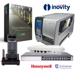 Modular Warehouse Management, Mobile Computing & WLAN Solution from Inovity
