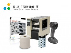 Asset Tracking Solution for High-Volume Application by Jolly Technologies