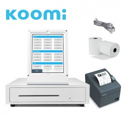 Quick Service Point of Sale Solution by Koomi