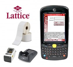 Breast Milk Labeling Solution by Lattice Solutions