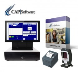 Vape Shop and Liquor Store Point of Sale System by CAP Software