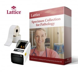 Anatomic Pathology Specimen Labeling Solution by Lattice Solutions