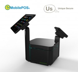 Quick Service Restaurant Point of Sale Solution by eMobile