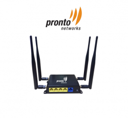 Mobile Broadband Router with Failover by Pronto Networks