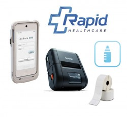 Breast Milk Labeling Solution by Rapid Healthcare