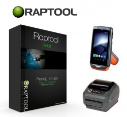 Retail Moblity by Raptool