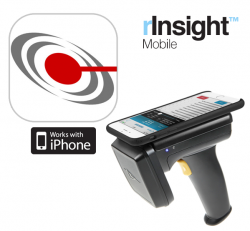 Mobile RFID Asset Tracking by rInsight