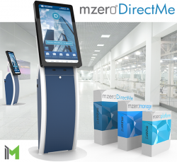 Interactive Kiosk Directory Solution by MzeroDirectMe