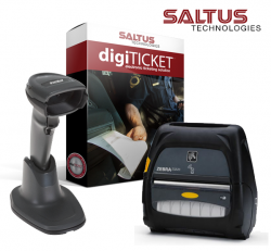 Laptop eCitation Solution for Police Departments by digiTICKET