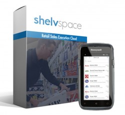 Retail Sales Execution Solution for CPG Sales Teams by Shelvspace