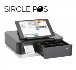 Coffee and Ice Cream Shop Point of Sale System by Sircle POS