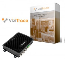 RFID Asset and Equipment Tracking Solution by ViziTrace