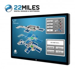 Hospital 3D Wayfinding Solution by 22 Miles