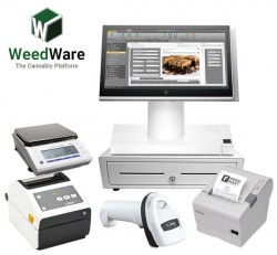 Cannabis Retail Point of Sale System by Weedware