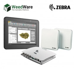 Cannabis Cultivation & RFID Complaince Management Solution by WeedWare
