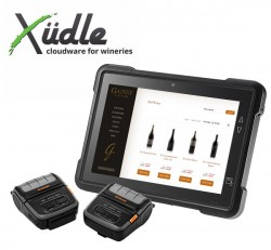 Winery Mobile POS Solution by Xüdle