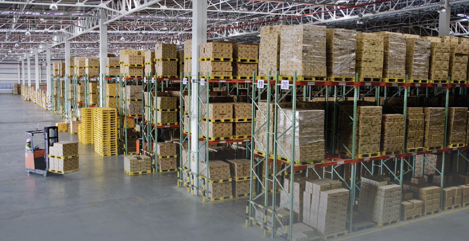 warehouse header