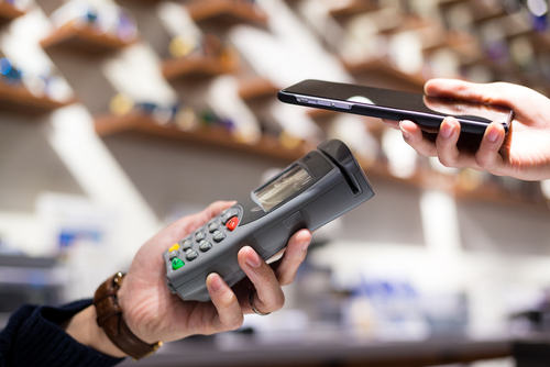 Retail Point of Sale Checkout